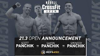 21.3 CrossFit Open Announcement