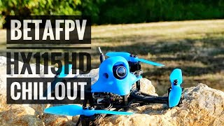 BetaFPV HX115 HD FPV Micro Drone ripping the last Pack