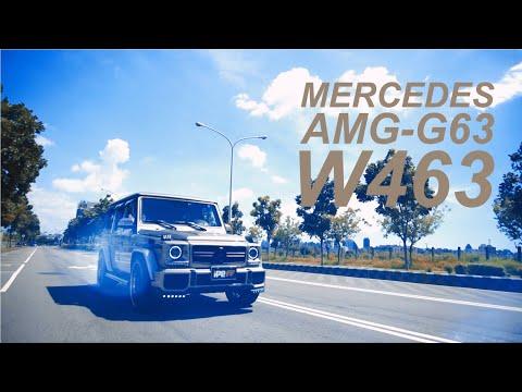 Mercedes AMG G63 W463 iPE Exhaust