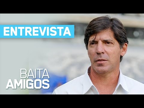 ELENCO DO BAITA AMIGOS RECEBE O EX-ZAGUEIRO WILSON GOTTARDO  BAITA AMIGOS