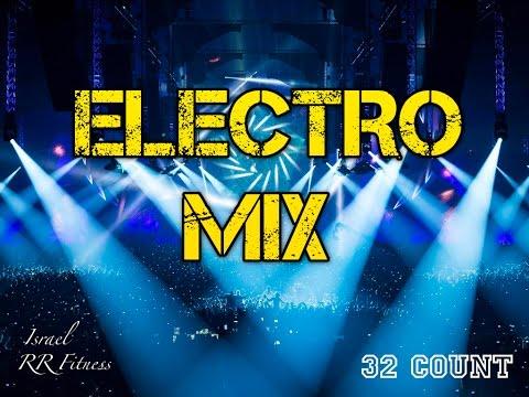 """ELECTRO"" Step-Aerobic/Boxing/Jump Music Mix #10 137 bpm 32Count 2017  Israel RR Fitness - Музыка для Машины"