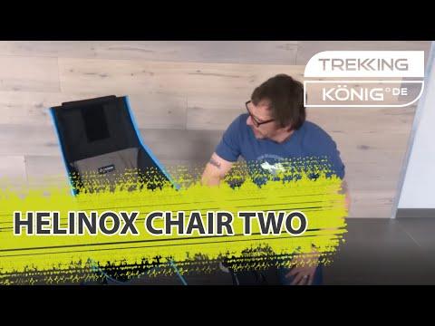 "Campingstuhl faltbar von Helinox ""Chair Two"""