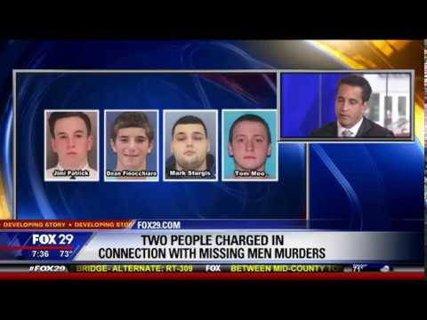 Joe Marrone analyzing the bizarre DiNardo murder case on WTXF - FOX29
