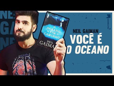 O OCEANO NO FIM DO CAMINHO - NEIL GAIMAN: Review e Análise do livro   Sobre a infância como lago