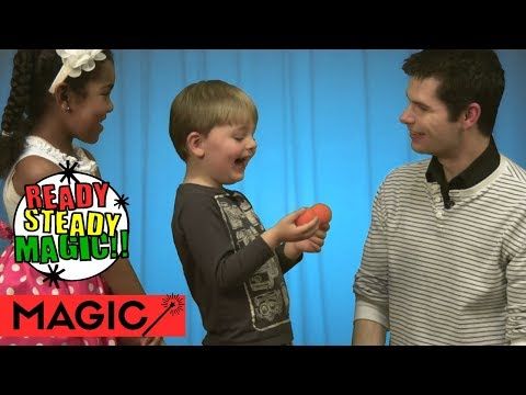Sponge Balls Magic Game | Ready Steady Magic