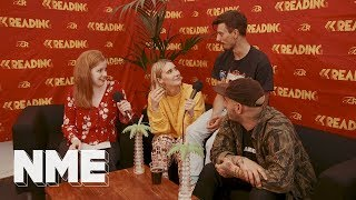 Reading Festival 2018: Fickle Friends Reveal All About Their New EP And Talk Dream Collaborators