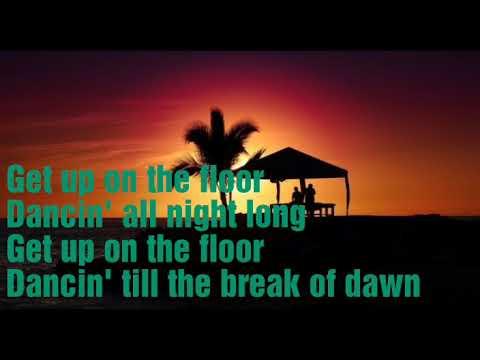 Aaron Smith - Dancin (Krono remix) lyrics