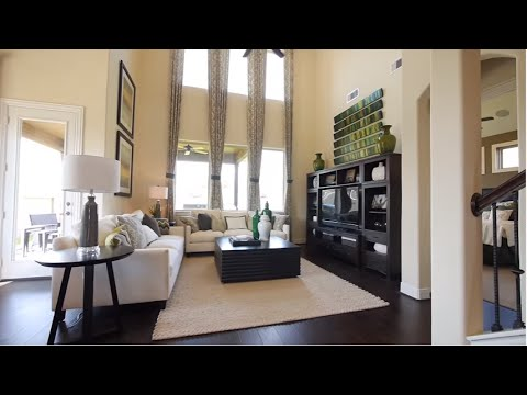 The Magnolia Floor Plan Model Home Tour - Gehan Homes