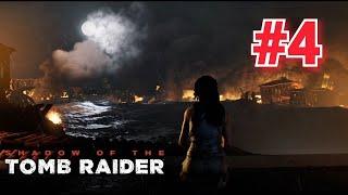 SHADOW OF THE TOMB RAIDER - [Walkthrough Gameplay ITA HD - Parte 4] - LE PRIME CONSEGUENZE !!