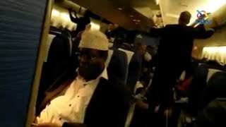 Kenyan opposition firebrand Miguna 'deported' - VIDEO