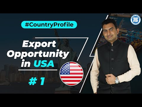 , title : 'Export Opportunity in USA !! | How to Export in USA ?? | by Paresh Solanki