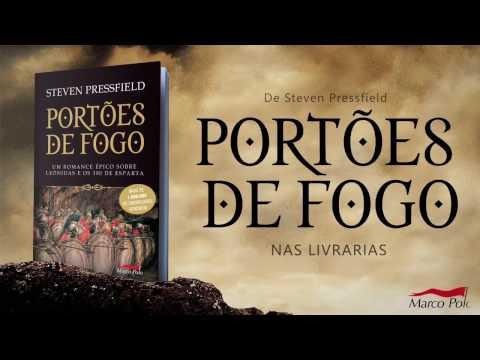 Book trailer - Portões de Fogo | Steven Pressfield