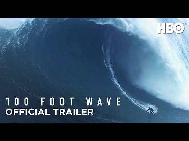 100 Foot Wave: Ya llego el trailer del documental sobre Nazaré