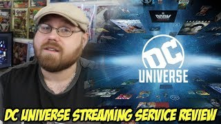 DC Universe Streaming Service - Review/Breakdown!!!