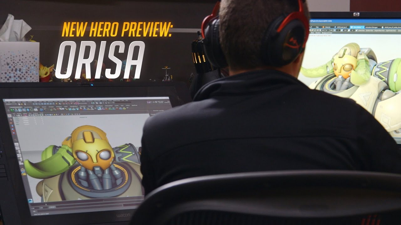 Overwatch's New Hero, Orisa, Launches March 21
