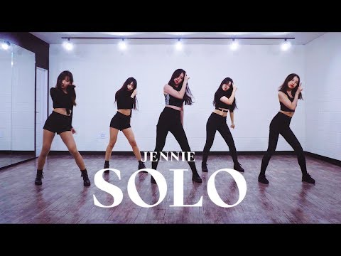 JENNIE 제니 'SOLO (솔로)' | 커버댄스 Dance Cover | 안무 연습영상 거울모드 Mirror Mode  @morethanyouth_korea