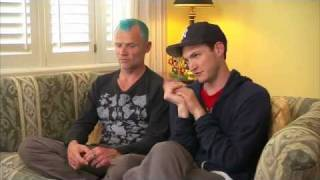 Red Hot Chili Peppers - I'm With You Interview 2 [Interview]