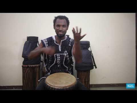 Connaître le djembè avec N'Zore Toussaint