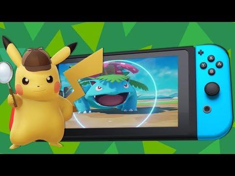 Pokémon Switch: ANNUNCIO a breve? Arriva DETECTIVE PIKACHU! - PN News