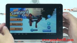 Unboxing ICOO D70W Ultimate ICS 4.0.3 HD Screen A10 1.2GHz CPU with Camera, HDMI Tablet