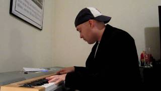 The Script   Breakeven (Piano Cover) HD