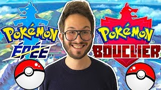 Pokémon Épée et Bouclier dévoilés sur Nintendo Switch ! Décryptage (Flambino, Ouistempo, Larmeleon)