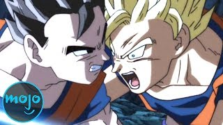 Top 10 Father vs. Son Anime Battles (ft. Todd Haberkorn)