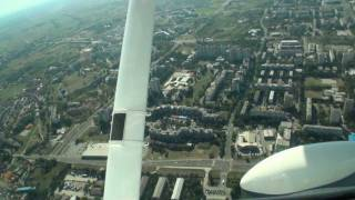 preview picture of video 'Panoramic flight: Zagreb, Croatia'