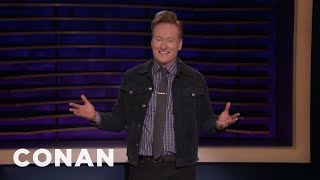 Conan Is Not Running For President - CONAN on TBS