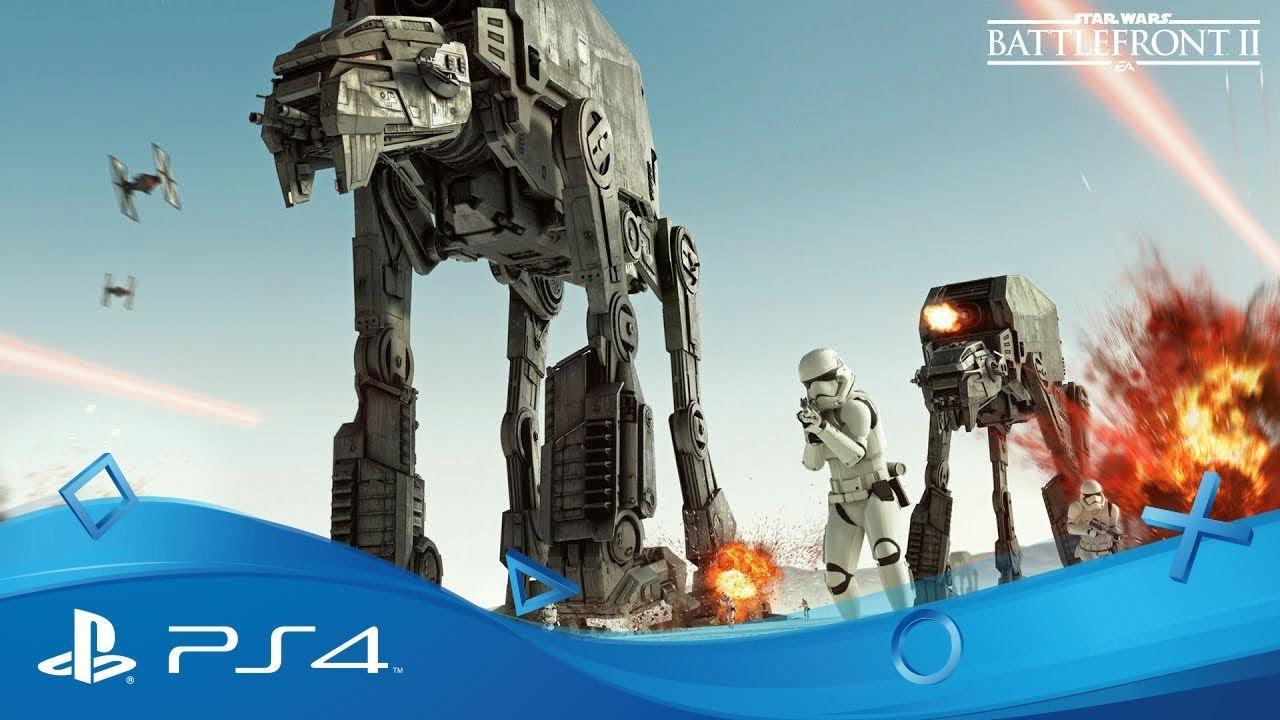 Faire vivre Star Wars, épisode VIII : Les Derniers Jedi dans Star Wars Battlefront II