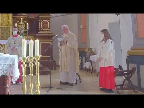 Fünfter Sonntag der Osterzeit