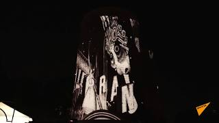 Такое Баку увидел впервые: Девичья башня превратилась в джазовую арт-инсталляцию