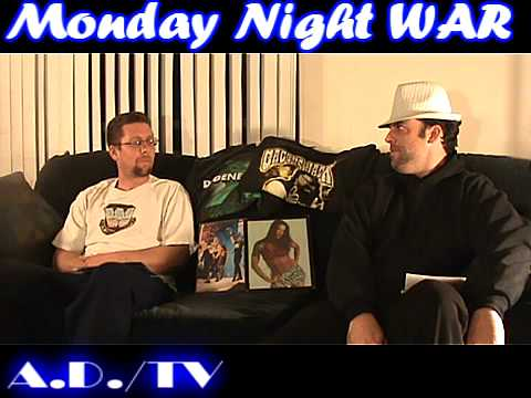 WWE/TNA   RAW/IMPACT Review 1/4/10 Part 1 A.D./TV