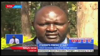 KTN Newsdesk 23rd March 2017 - Iterio High School back on the headlines