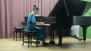 Дмитриева Полина Фантазия Моцарт