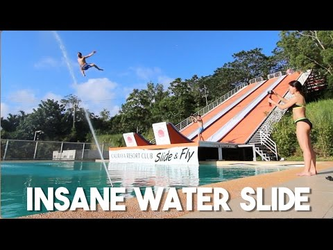 Largest Water Slide In The Philippines (EXTREME!) Mp3