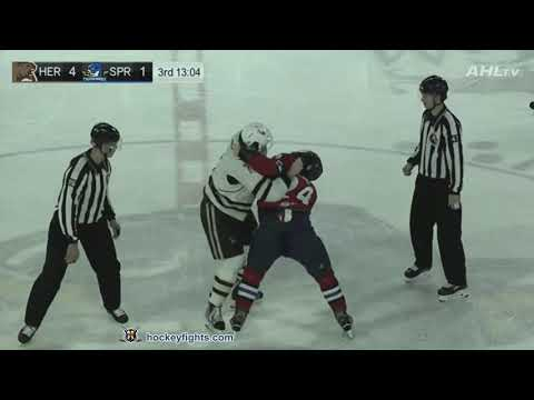 Connor Hobbs vs Ryan Horvat