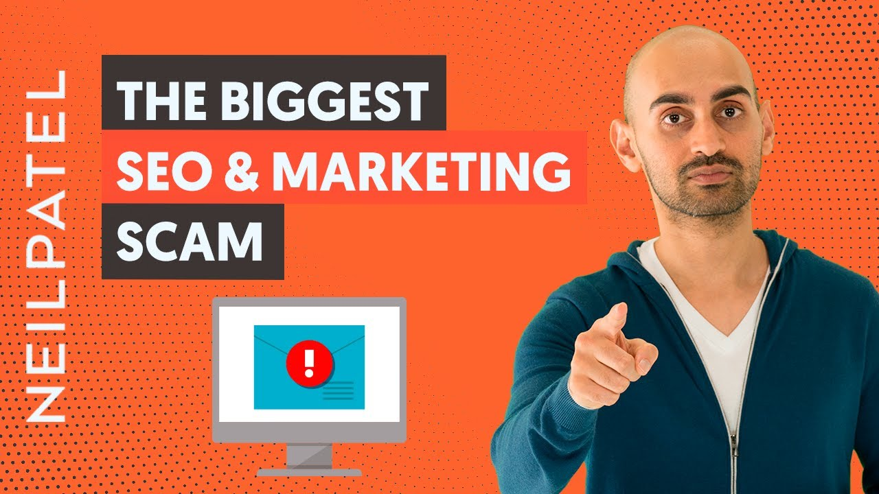 The Biggest SEO And Digital Marketing Scam