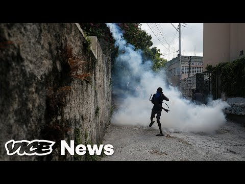 Haiti Is Rising Up And It's Getting Violent