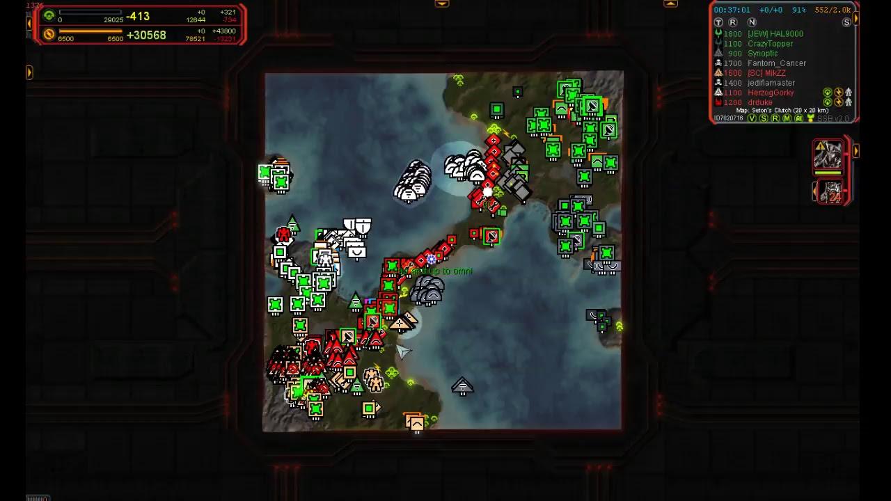 MikZZ online №3 — затяжная игра и 90 т3 бомберов.