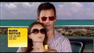Jeffrey Donovan - Burn Notice - Bande annonce - Martinique 1ère