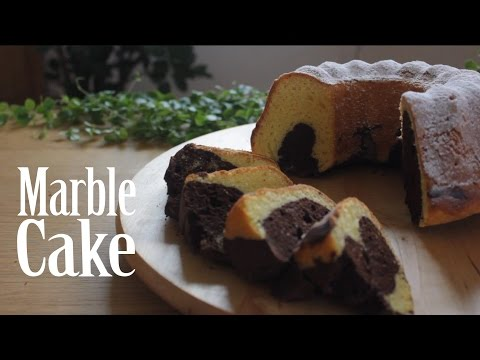 Video Marble Cake Recipe