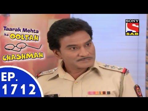 Taarak Mehta Ka Ooltah Chashmah - तारक मेहता - Episode 1712 - 8th July, 2015