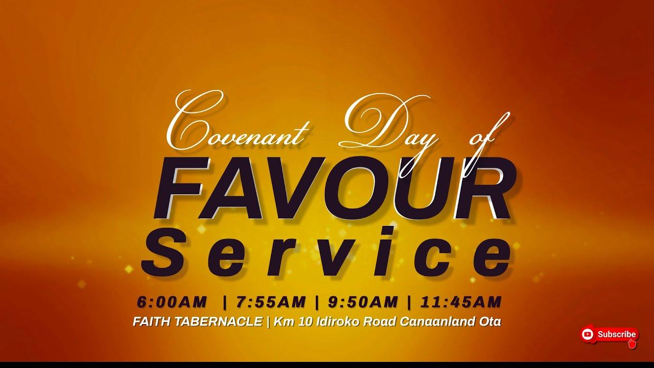 Winners' Chapel Sunday Live Service 26 September 2021