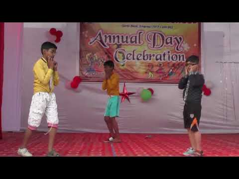 Most Funny dance by students | funny dance steps | Rudra Public School Singrauli MP