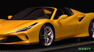 BBR Ferrari F8 Tributo Spider