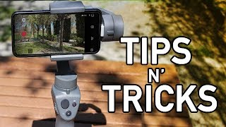 DJI Osmo Mobile 2 Tips for Better Time Lapse and Operations