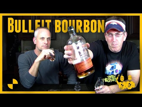 Bulleit Bourbon Frontier… Scotch Test Dummies…Reveiw #139