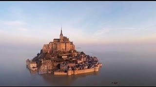 The Magical Mont-Saint-Michel (by NormandyTourism)