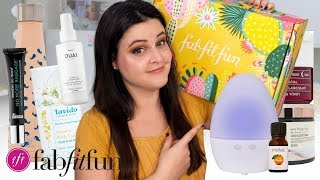 🤔Reviews Unfiltered🤔FabFitFun Spring 2019 - Is It REALLY Worth It? | Jen Luvs Reviews